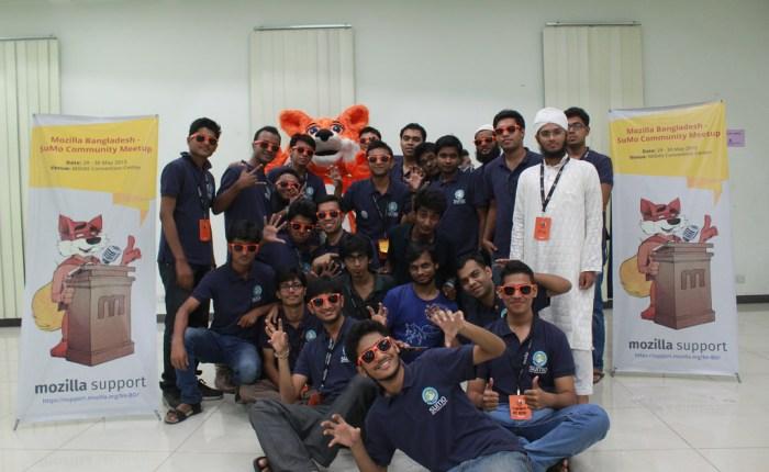 Mozilla Bangladesh – SuMo Community Meetup1.0