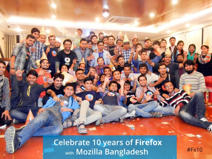 Me, mozilla Bangladesh, mozilla and 4 years of journey