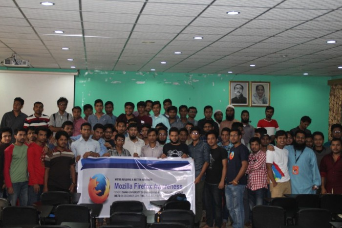 Mozilla Firefox Awareness @ DUET